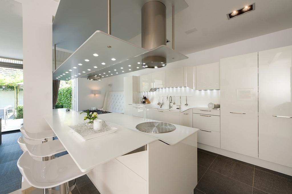 Ultra Moderne Keukens : Diverse keukenstijlen modern landelijk of rvs keuken centrum