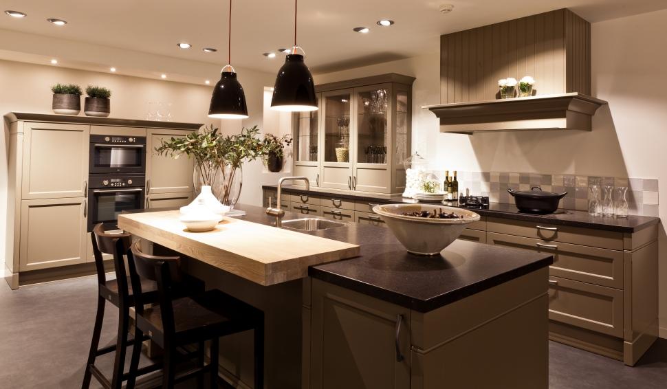 Landelijke Keukens Showroom : Worktops.nl
